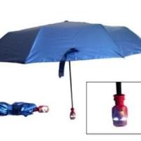 Jual Payung iron man kepala nyala lampu Led lamp umbrella avengers kids toy Murah