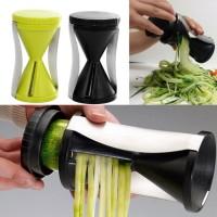 Jual Vegetable Spiral slicer dekorasi makanan Chef Alat Dapur Vegie Veggeti Murah