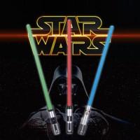 Jual Light Saber Star wars luminous sword pedang darth vader mainan anak Murah