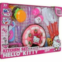 Jual KUE TART HELLO KITTY - MAINAN ANAK KUE POTONG HELLO KITTY Murah