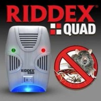 Jual Alat Pengusir Tikus Serangga Riddex Quad Hijau Pest Control Murah
