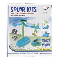 Jual #IA024 - SOLAR ROBOT KITS 6 IN 1 TRANSPARANT / EDUKASI MERAKIT / 2013 Murah