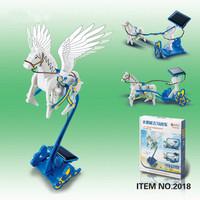 Jual #IA025 - Solar Stallion 3 in 1 Horse Pegasus robot diy kuda terbang Murah