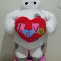 Jual Boneka Baymax Big Hero 6 Love Murah