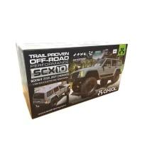 Axial SCX10 II 2000 Jeep Cheroke 1 10 4WD Rock Crawler Berkualitas