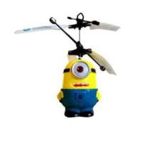 Jual SALE #IA004 - Flying Toy Mainan Anak Terbang Minion Hello Kitty Frozen Murah