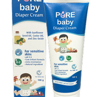 Jual Original Pure Baby - Diaper Cream 100g Murah
