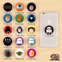 Jual Star Wars PopSockets / PopSocket/ Ring HP / Phone Holder/ Phone Stand Murah