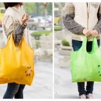 Jual DAPATKAN PALING MURAH tas belanja karakter transparan dari plastik bi Murah
