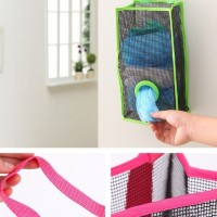 Jual DAPATKAN MURMER Tas gantung plastik atau tisu dengan jaring dan luban Murah