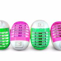 Jual Promo Diskon Mini Lamp Perangkap Nyamuk Lampu Tidur 2in1 Murah