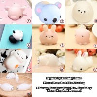 Squishy For Handphone Iphone Xiaomi Oppo Asus Samsung (SQUISHY ONLY)
