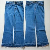 Jual CutBray Fringe Jeans Murah