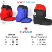 Jual Cover Shoes Grand Funcover V2 Jas Sepatu V 2.0 New 2016 Cosh R Karet. Murah