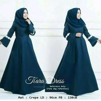 Jual Baju muslim gamis tiara dress murah Murah