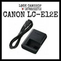 CHARGER CANON LC-E12E FOR CANON EOS M M2 M10 100D KISS X7 REBEL SL1