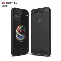 CARBON CASE Xiaomi Mi A1 MiA1 Mi5X Mi 5X Casing HP Full Cover Softcase