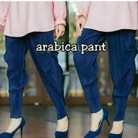 Jual bawahan celana panjang wanita arabica pants murah Murah