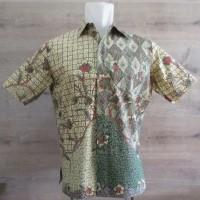 Jual Kemeja Batik SBK Pendek (RBS) 03 Murah