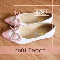 Jual Sepatu Flat Wanita - Flat Shoes YN01 Balet Murah
