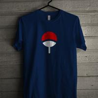 Kaos  Murah | T shirt Uchiha Klan