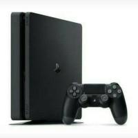 Jual New Playstation 4 Slim Console 500Gb +1Game (pilihan dideskripsi) Ori  Murah