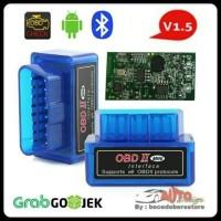 Original Chip/OBD II OBD2/ELM327 V 1.5/Mini Bluetooth