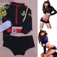 Jual Lingerie Kostum Sailor Seksi Cosplay Hot Bridal Shower Hantaran Nika Murah