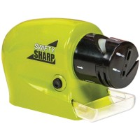 Jual Pengasah Pisau Elektrik Swifty Sharp Hijau Motorized Knife Sharpener Murah