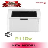 Printer FUJI XEROX P115W A4 Mono Laser Printer Resmi TERLARIS