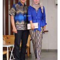 Jual Batik Couple Sarimbit Naomi Etnic Murah
