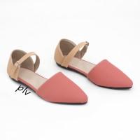 harga |plv| Best Seller Sepatu Flat Shoes Murah Tali Ag10 Salem Tokopedia.com