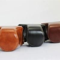 Jual Leather Case / Tas Fujifilm X-A2 / XA2 High Quality Original Murah