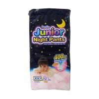 Mamy Poko Junior Night Pants For Girls XXXL 24