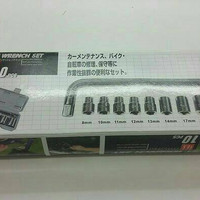 Jual Murah ! kunci sok 10pc(socket wrench set) Murah
