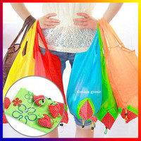Jual DISKON Tas Souvenir Lipat Stroberi / Strawberry (Cadangan-Belanja-Tamb Murah