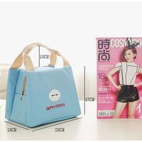 Jual Termurah Tas Bekal Wisata Iconic Insulated Lunch Bag Cooler BAYMAX Murah