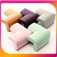 Jual PROMO Pengaman Sudut Meja Table Corner Cushion Protector Karet Ukuran  Murah