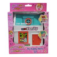 Jual Paling Murah Mainan Rumah-Rumahan My Happy Home Set No. 3928 Murah