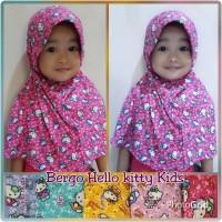 Jual Hijab Anak Bergo Hello Kitty Kids YS Murah