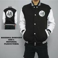 Jual jaket sweater baseball bokugen Limited Murah