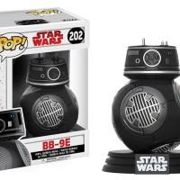 Jual Funko POP Star Wars The Last Jedi - BB-9E #202 Murah