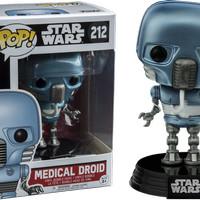 Jual Funko POP Star Wars - 2-1B Medical Droid (Exclusive) #212 Murah