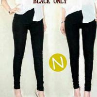 Jual Paling Laris 4344 cln legging streach/legging murah/legging jeans/baju Murah