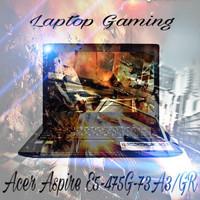 LAPTOP ACER GAMING E5 475G-73A3-CORE I7 NVIDA GEFORCE 940MX GDDR5 VRAM