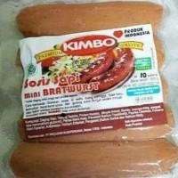 Jual kimbo sosis mini sapi keju Murah