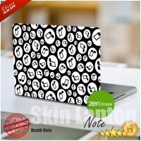 Garskin Laptop | Stiker | Skin Laptop Bom Note