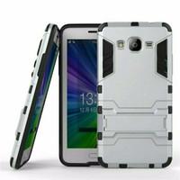 Jual PROMO!Samsung A710 | A7 2016 |Case hybrid Transformer Robot IronMan Ir Murah