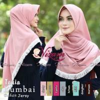 Jual Hijab/Jilbab Tania Rumbai Best Seller Murah