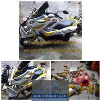 Jual Fullbody Predator Yamaha Nmax Airbrush Murah
